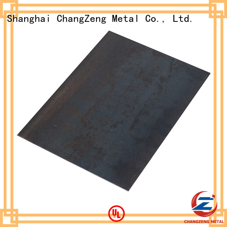 ChangZeng thin stainless steel sheets factory for commercial