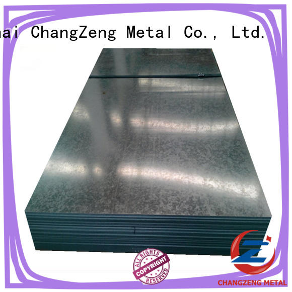 High-quality galvanized steel sheet company for industry