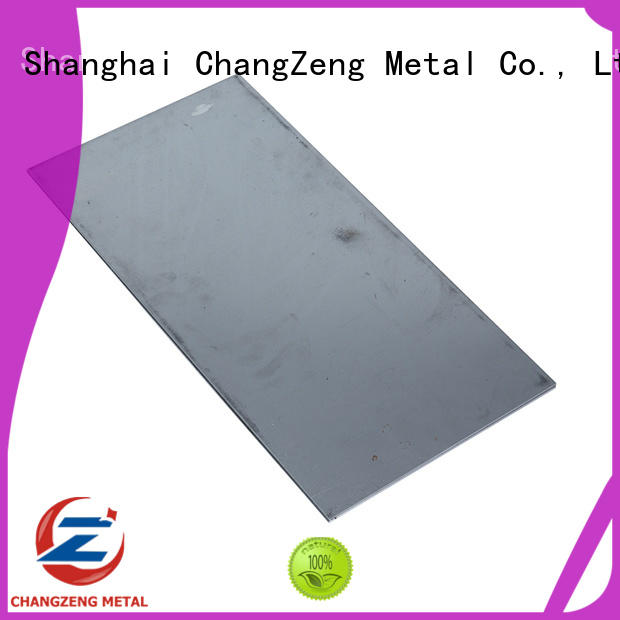 ChangZeng approved steel sheet factory for commercial