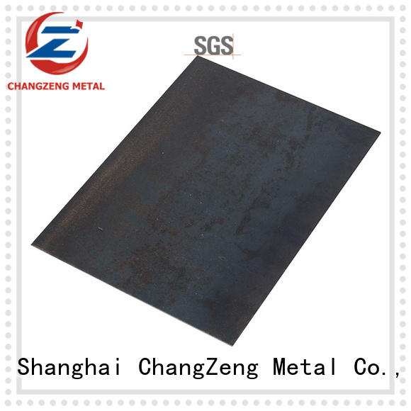 ChangZeng steel sheet company for industrial