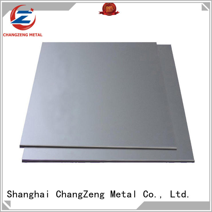 ChangZeng steel sheet factory for industry