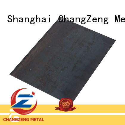ChangZeng steel sheet factory for construction