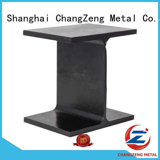 ChangZeng galvanized standard i beam for business for beam