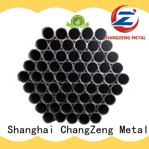 ChangZeng section steel tubing customized for building