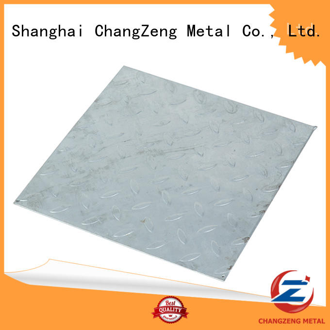 ChangZeng steel sheet design for industry