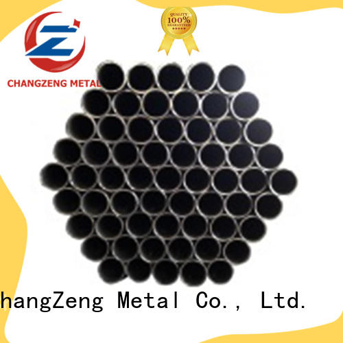 ChangZeng stainless steel tube stockists customized for channel