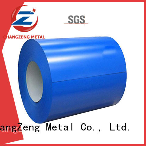 ChangZeng steel coil factory price for construction