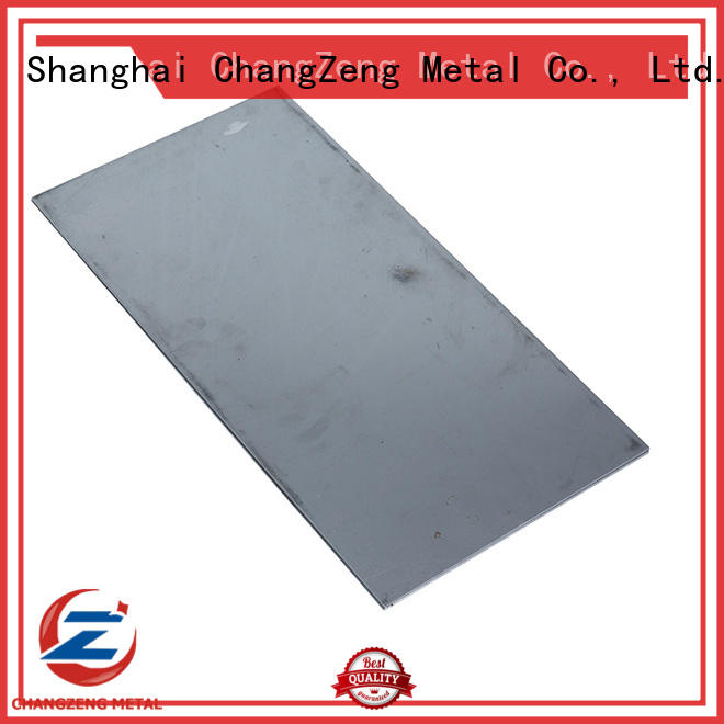 ChangZeng Custom 304 stainless steel plate price Supply for industry