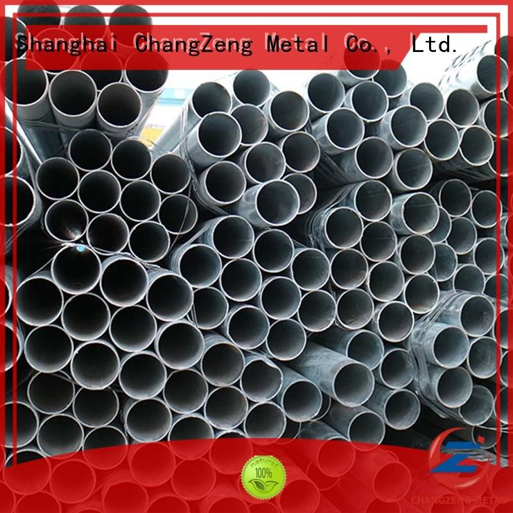 ChangZeng steel square pipe for business for channel