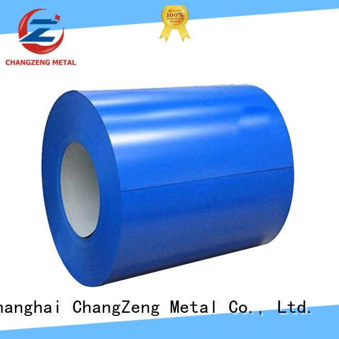 ChangZeng galvanized mild steel strip for commercial