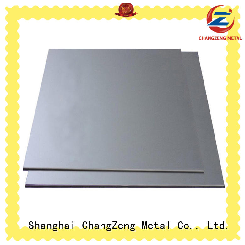 ChangZeng cost-effective steel plate factory for commercial