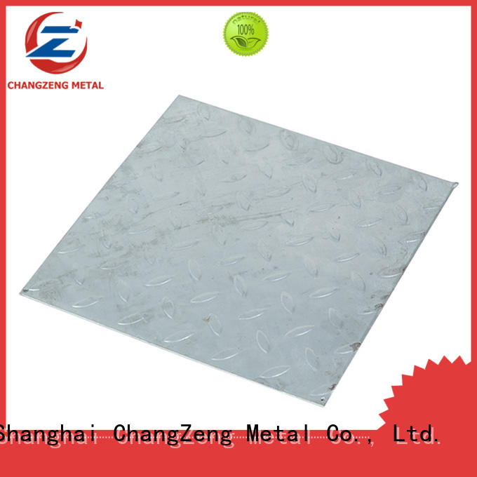 ChangZeng galvanized steel sheet inquire now for industrial