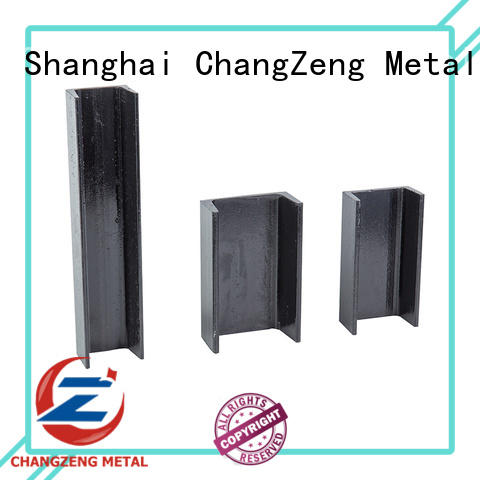 ChangZeng european steel sizes manufacturers for channel