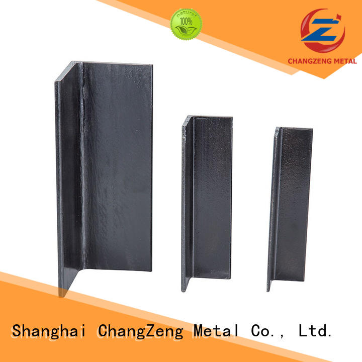 ChangZeng rolled steel beam factory price for building