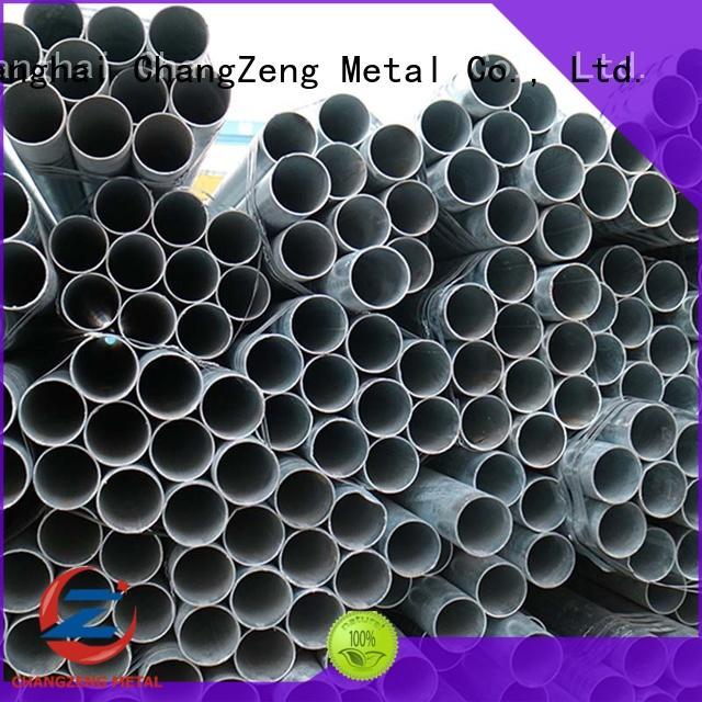 galvanized 2 sch 40 galvanized pipe company for channel