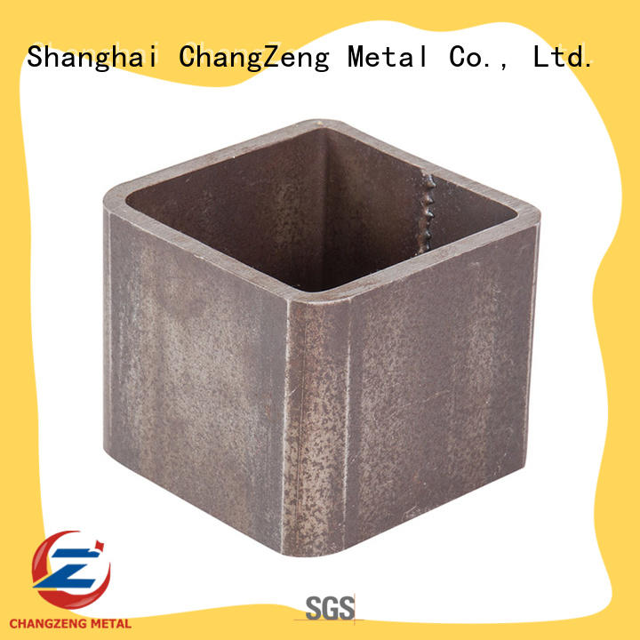 ChangZeng New round steel tubing Supply for building