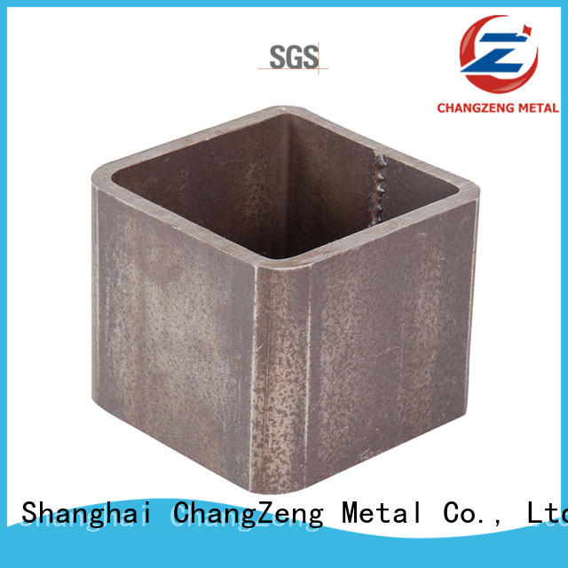 ChangZeng quality steel tubing manufacturer for construct