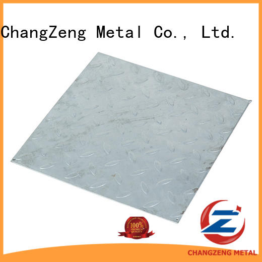 ChangZeng steel plate design for industrial