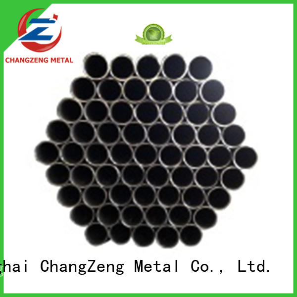 ChangZeng High-quality steel tube suppliers manufacturers for channel