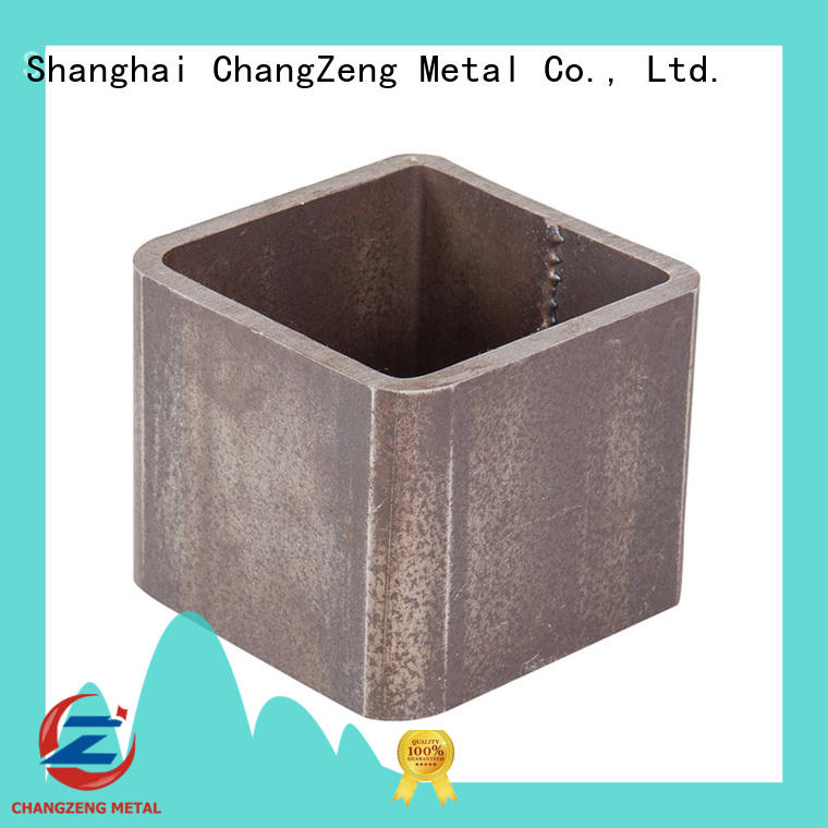 ChangZeng steel pipes directly sale for channel