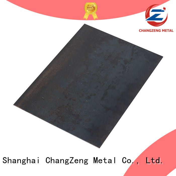 ChangZeng steel sheet design for industrial