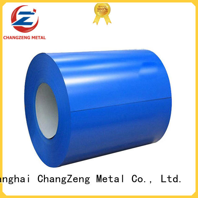 ChangZeng steel sheet coil factory price for industry