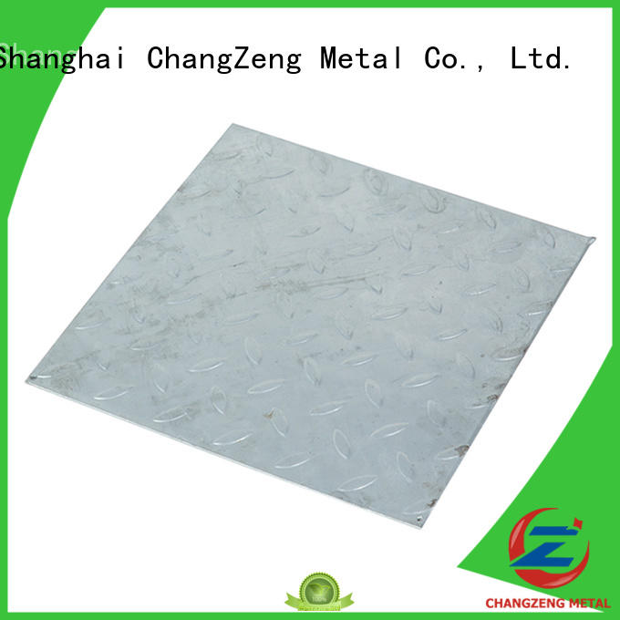 ChangZeng 3mm stainless steel sheet Supply for commercial