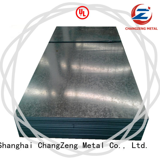 ChangZeng steel sheet design for construction