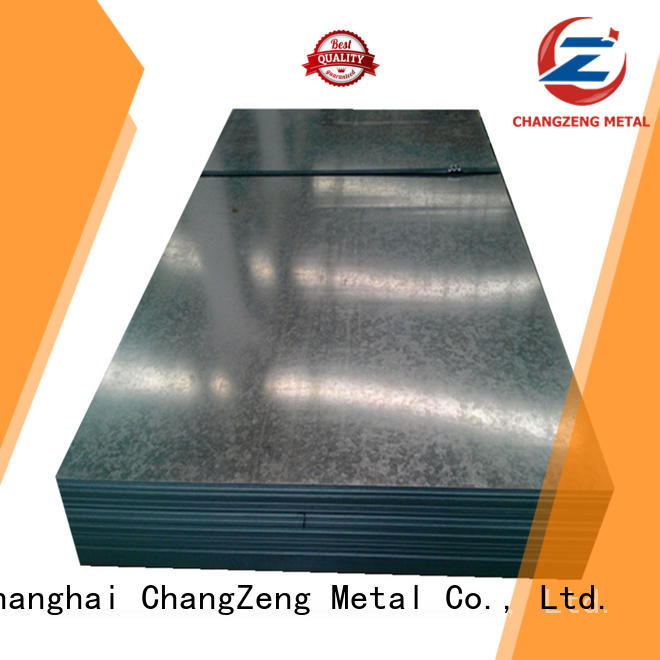 ChangZeng 304 stainless steel sheet metal factory for industrial