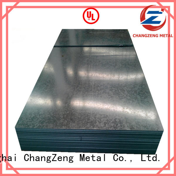 ChangZeng steel plate design for industry