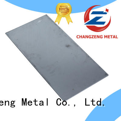 mild steel sheet factory for commercial ChangZeng