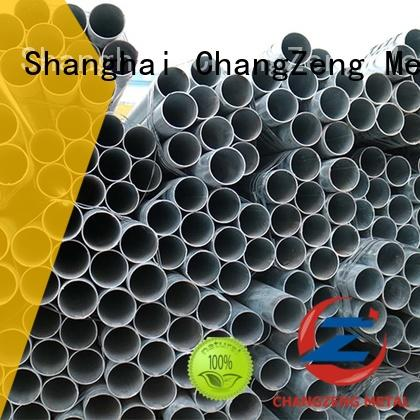 ChangZeng durable steel tubing series for channel