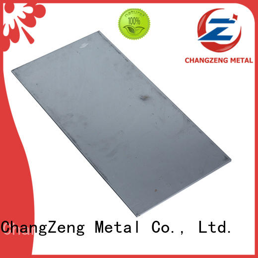 ChangZeng 310s steel sheet factory for industry