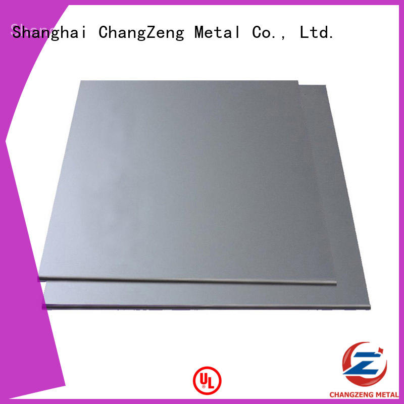 ChangZeng metal steel plate with good price for commercial