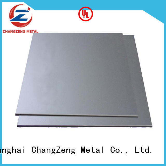 ChangZeng galvanized steel sheet with good price for commercial