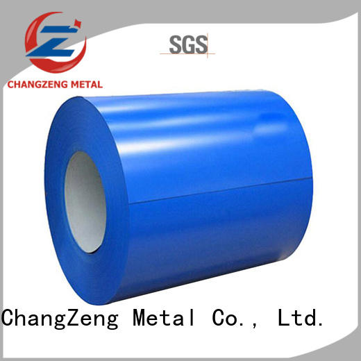 Galvanized Color Coated Steel Coil PPGL for Building Material